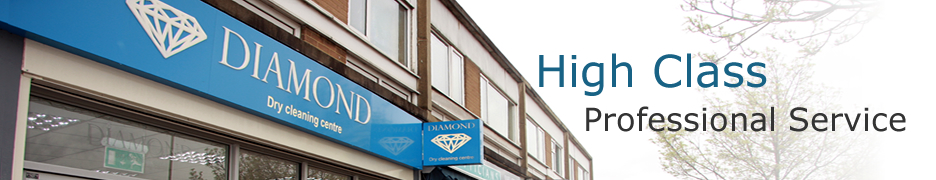 Diamond Dry Cleaning Centre in Woking Surrey